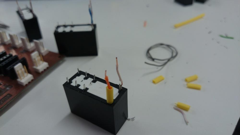 Adding wires